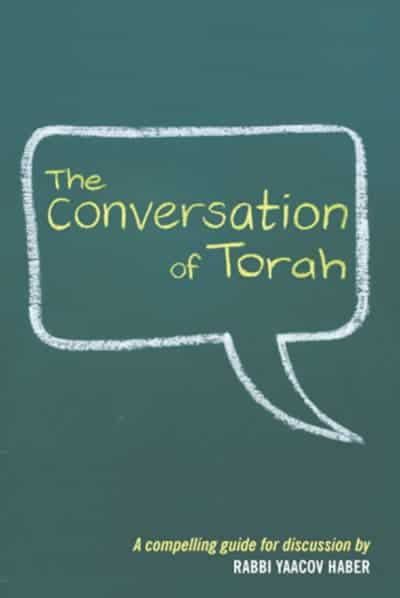 The Conversation of Torah