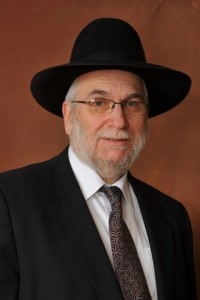 Rabbi Dovid Sapirman