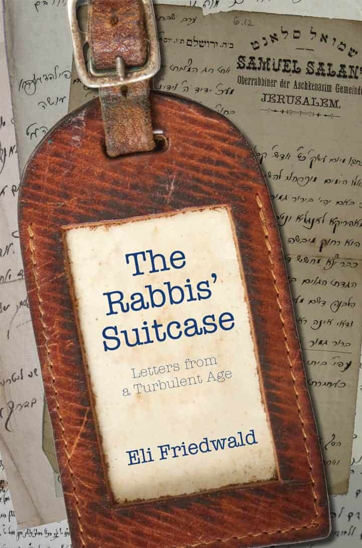 The Rabbis' Suitcase - Forthcoming