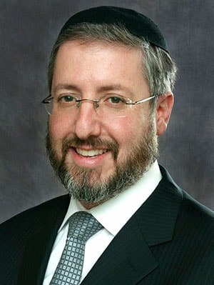 Rabbi Asher Brander