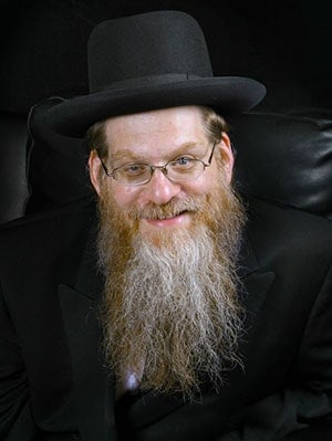 Rabbi Ron Yitzchok Eisenman