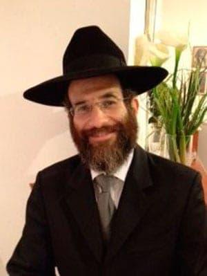 Rabbi Boruch Sirisky