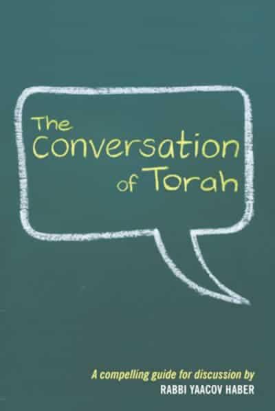 The Conversation of Torah