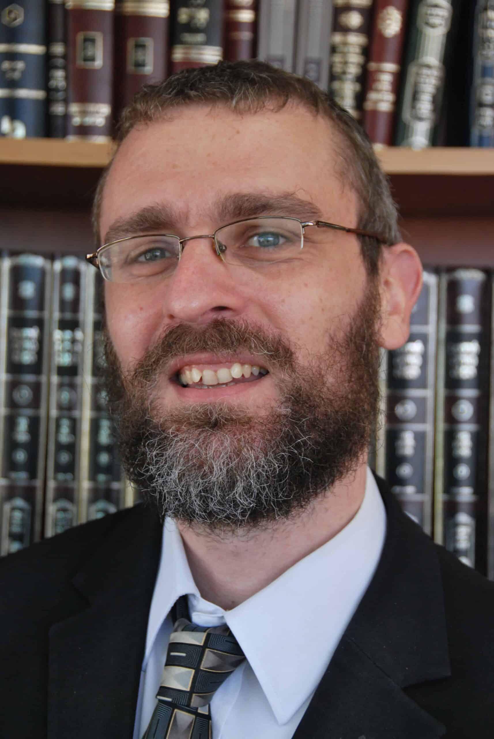 Rabbi Immanuel Bernstein