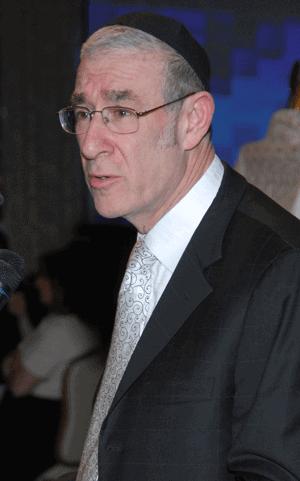 Rabbi Benjamin Yudin