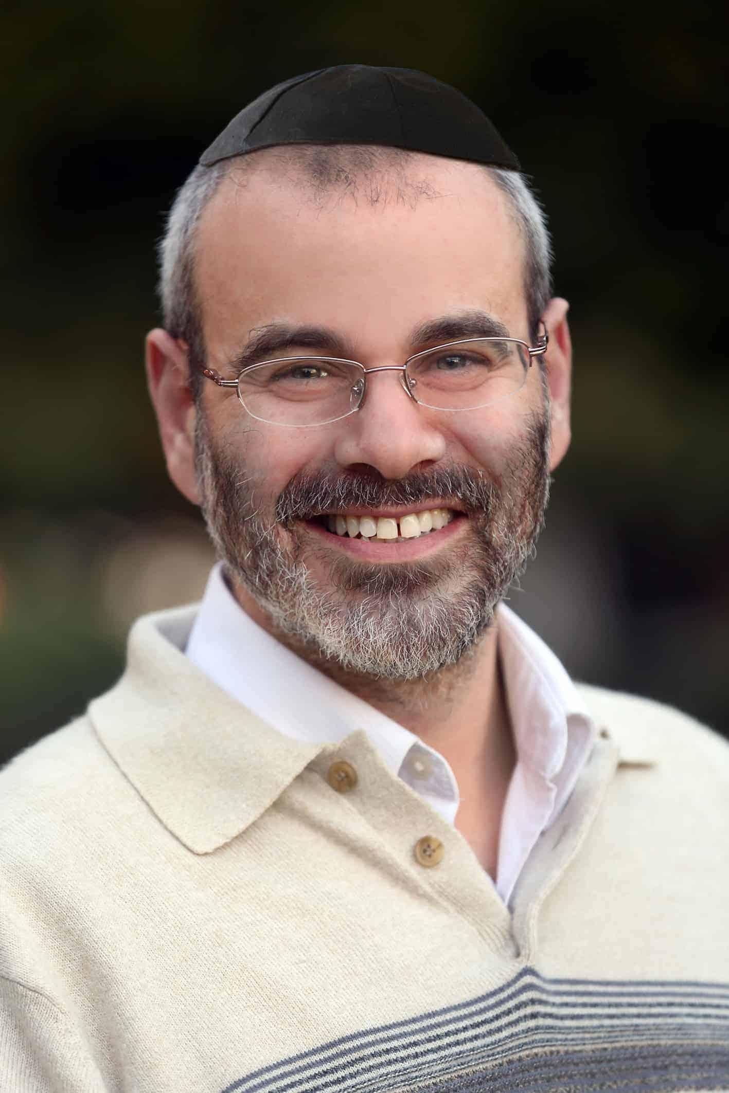 Rabbi Doron Kornbluth