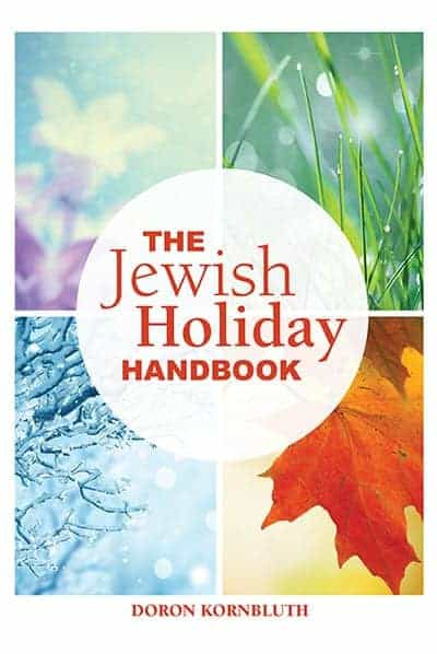 The Jewish Holiday Handbook