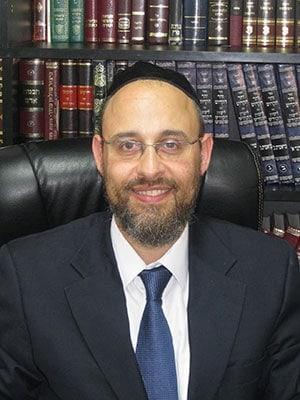 Rabbi Alexander Hool