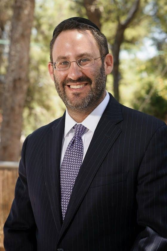 Rabbi Dovid M. Cohen