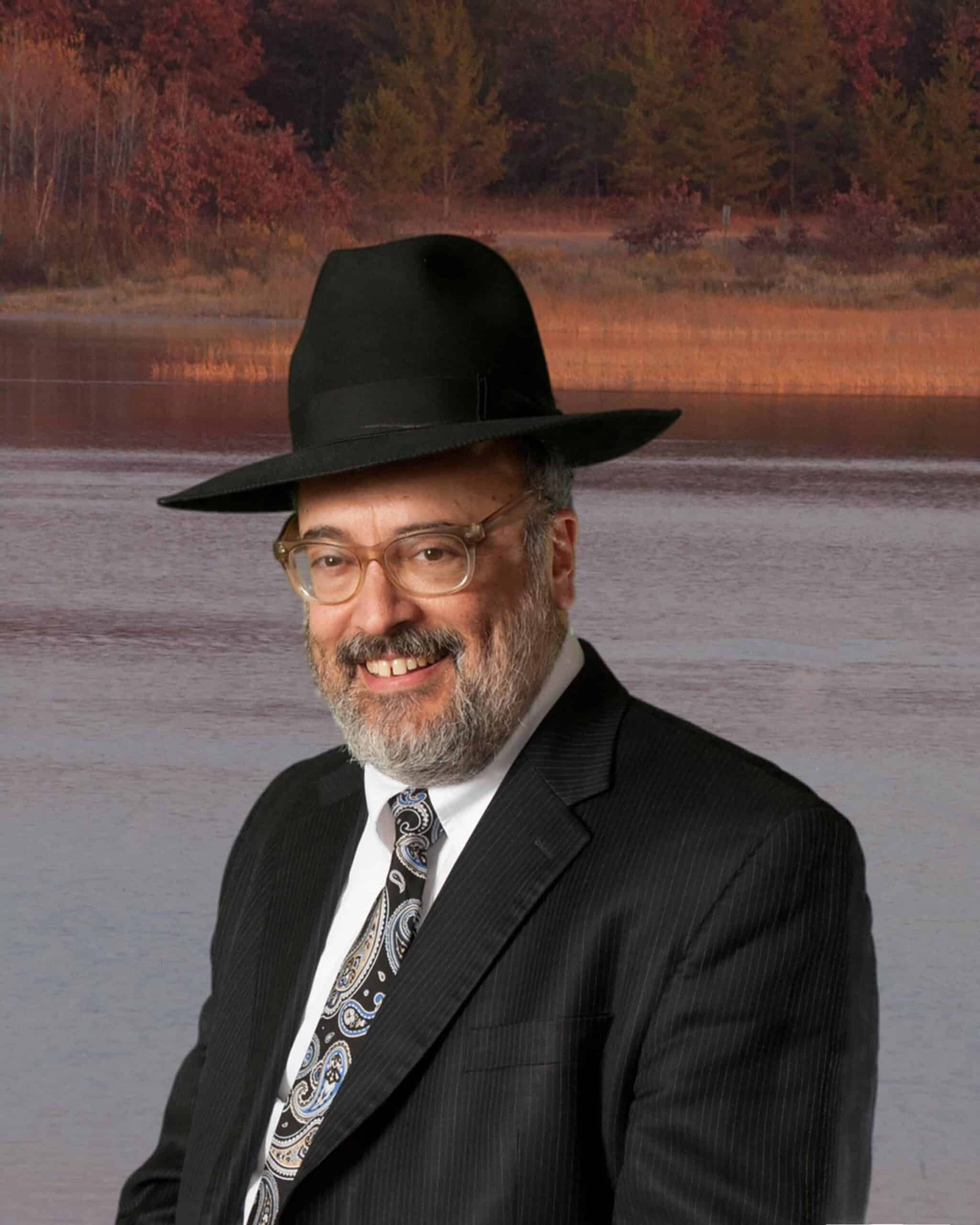 Rabbi Chaim Goldberger