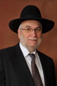 Rabbi Dovid Sapirman