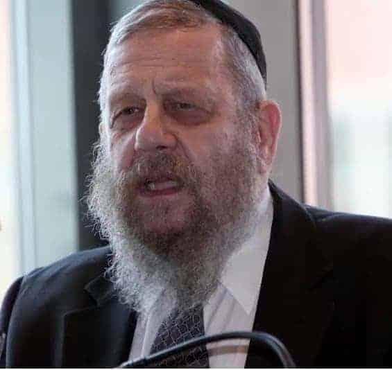 Rabbi Jacob Immanuel Schochet