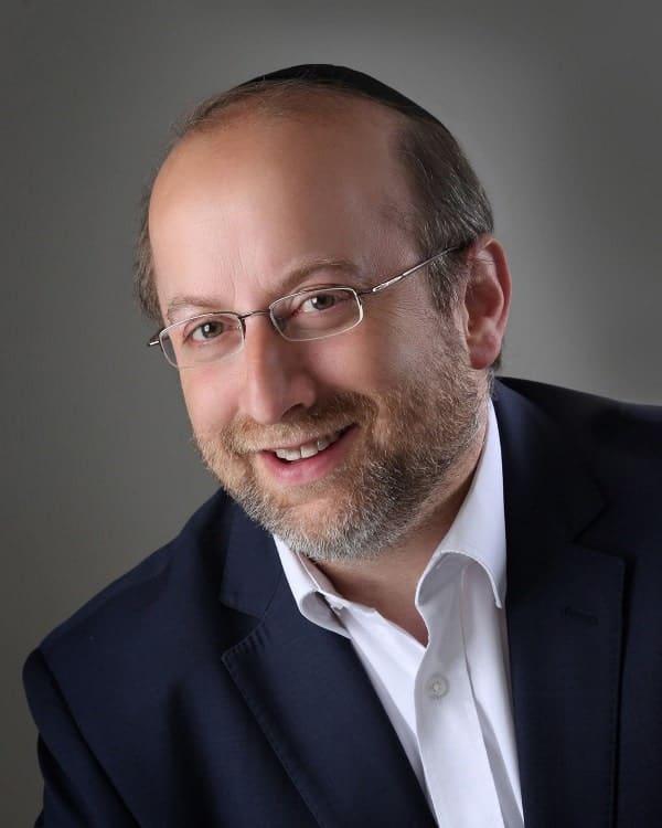 Rabbi Aryeh Sampson