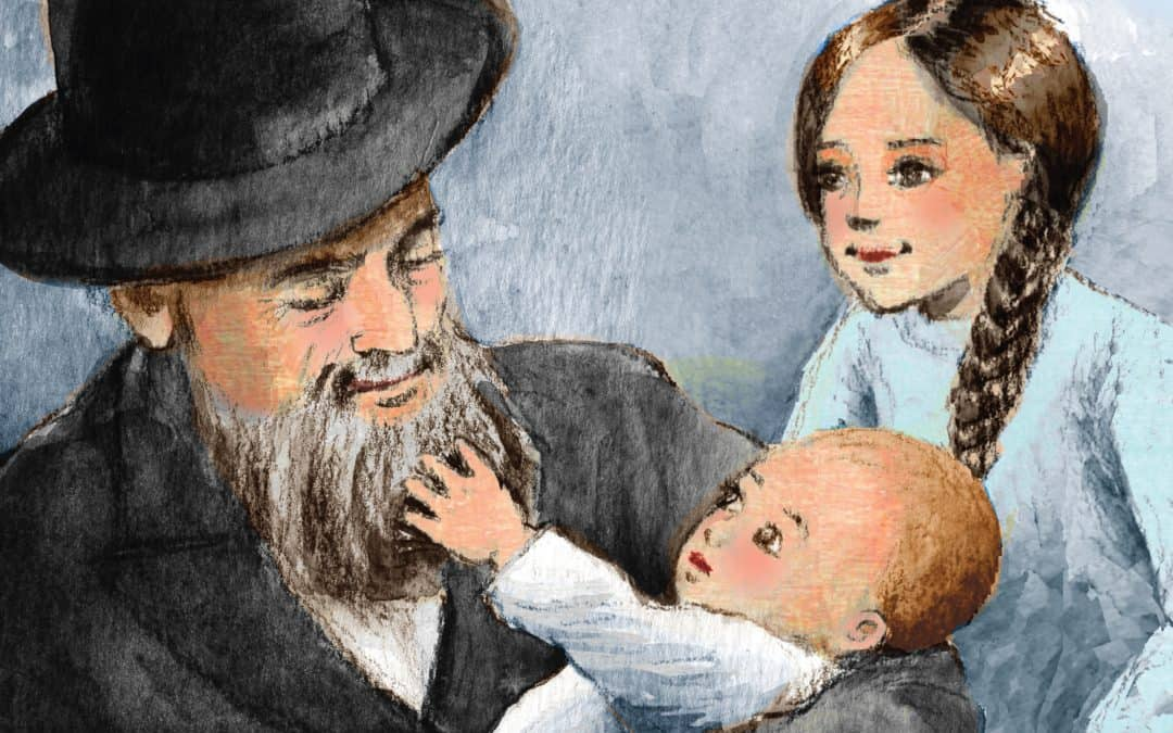 The Story of Rabbi Yisroel Salanter