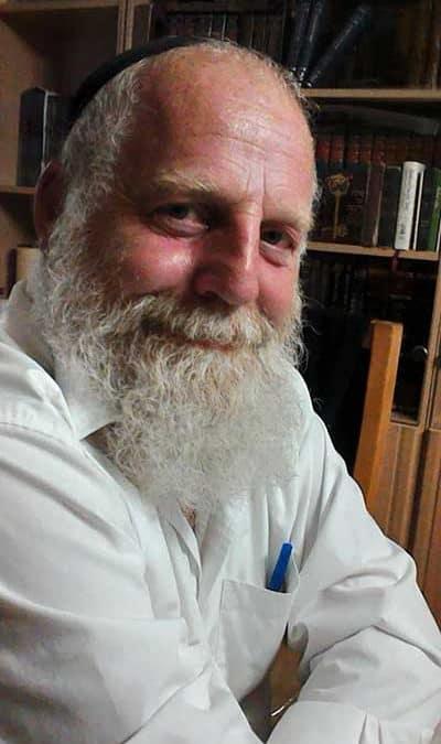 Rabbi Tzvi Matisyahu Abrahams