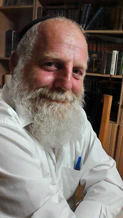 Rabbi Tzvi Abrahams