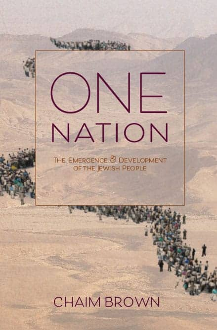 ONE NATION The Emergence and Development of the Jewish People