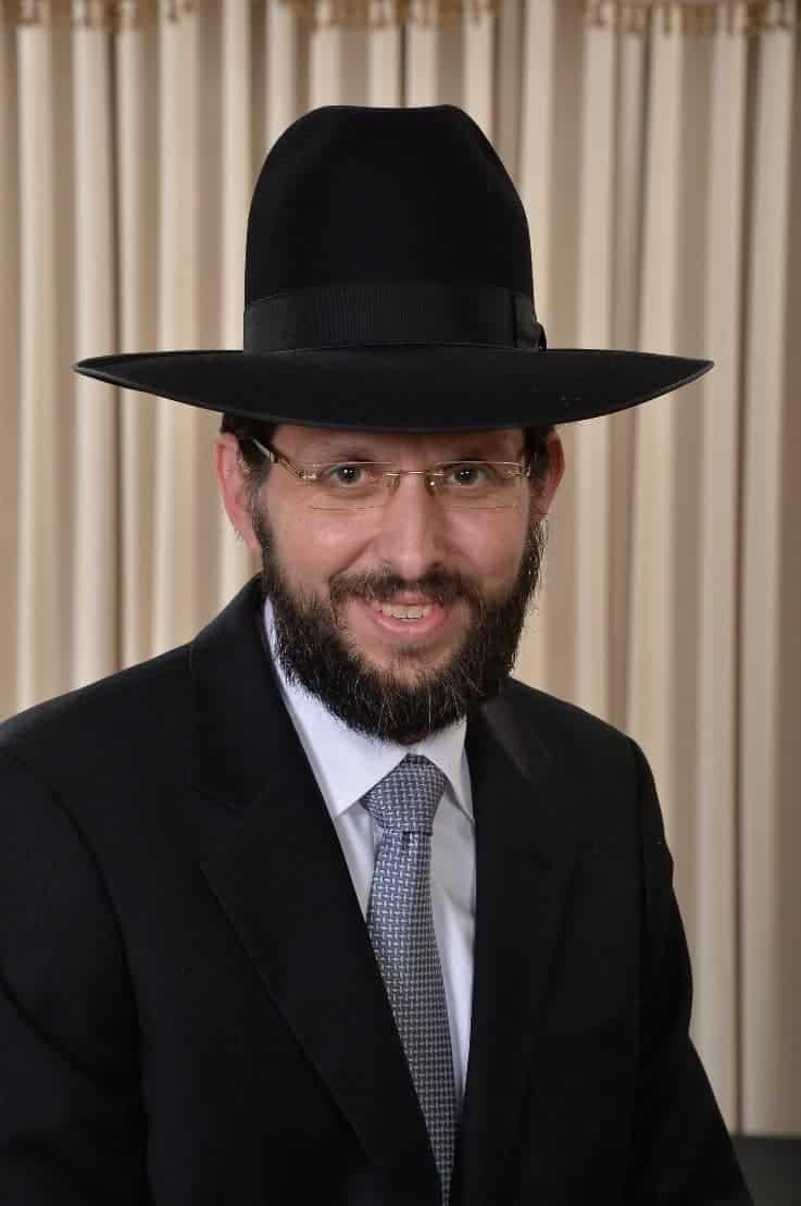 Rabbi Eliezer Menachem Niehaus