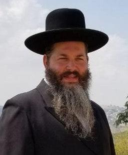 Rav Yerucham Goldwasser