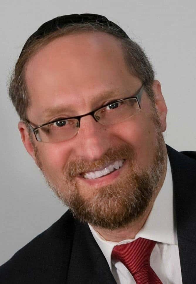 Rabbi Ben Tzion Shafier