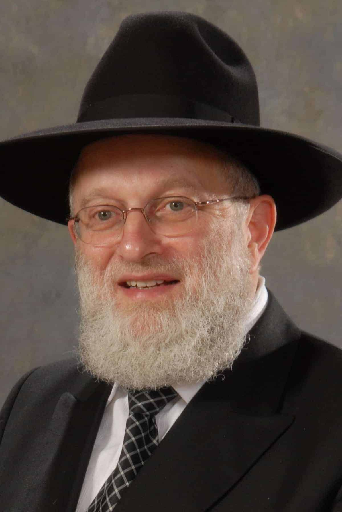 Rabbi Chaim A. Morgenstern