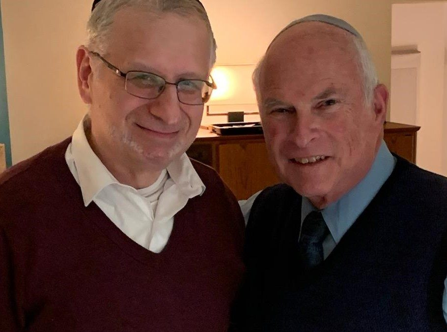 Rabbi Mordechai Wecker and Michael S. Weissman, PhD