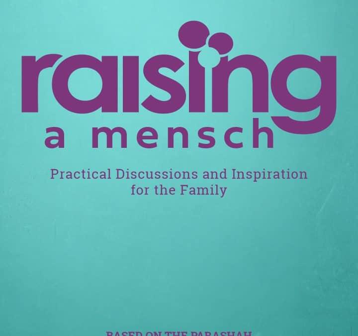 Raising a Mensch