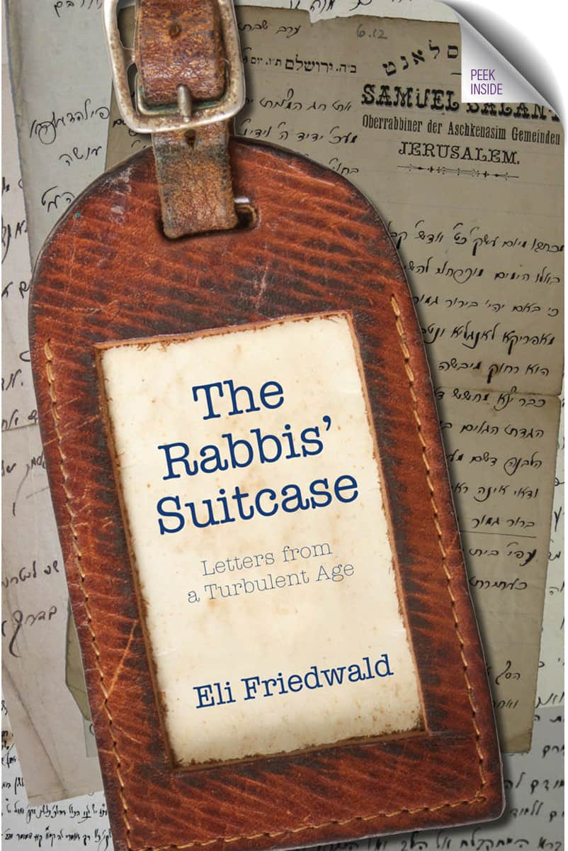 The Rabbis' Suitcase