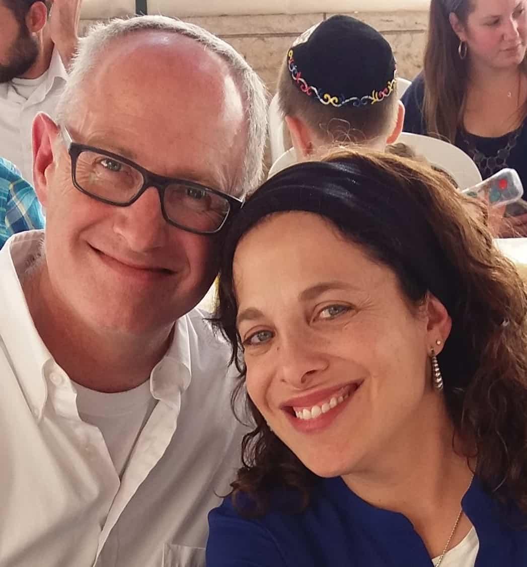 "Mrs. Ricki Lieber Simon & Ely S. Simon Z""l"