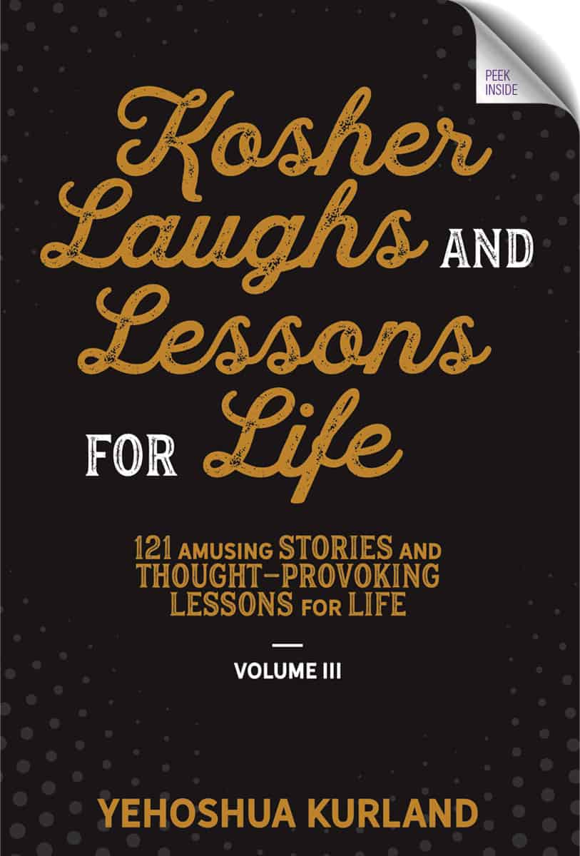 Kosher Laughs and Lessons for Life - volume 3
