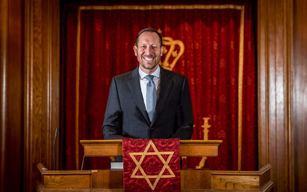 Rabbi Daniel Friedman